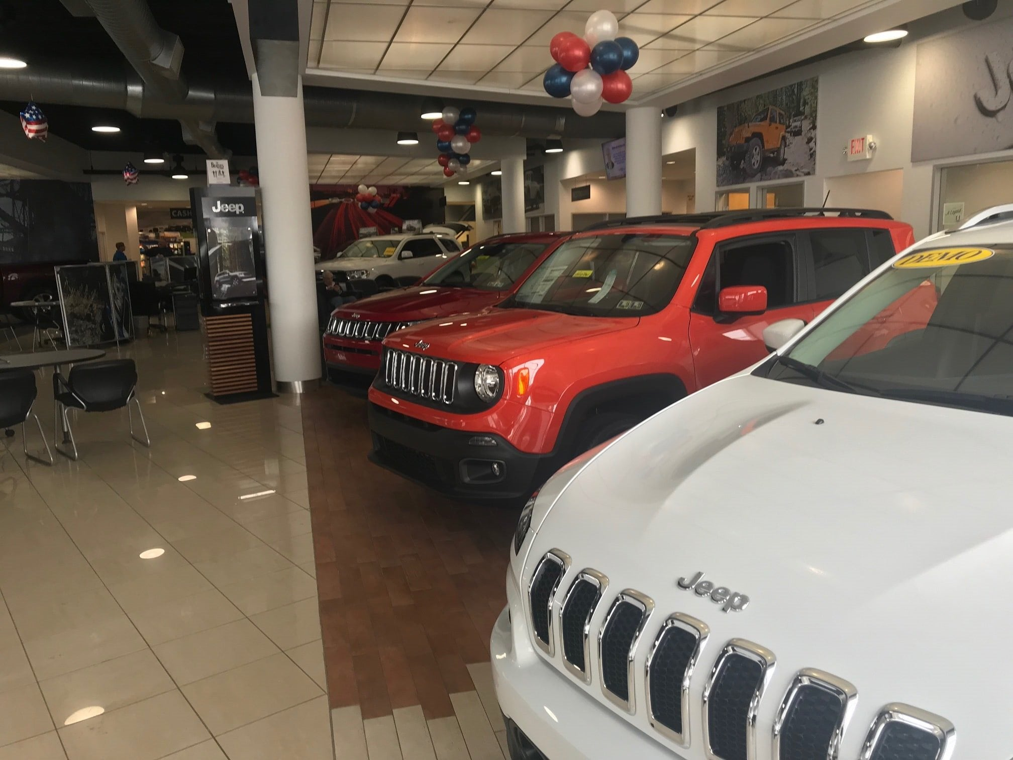 Jeep Dealership Pittsburgh >> About Our Chrysler Dodge Jeep Ram Dealership Pittsburg Chrysler